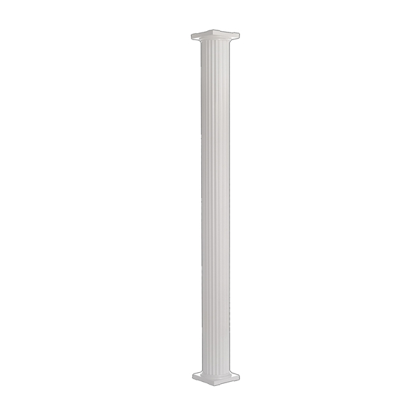 Picture of AFCO 008AC610 Round Column, 10 ft L