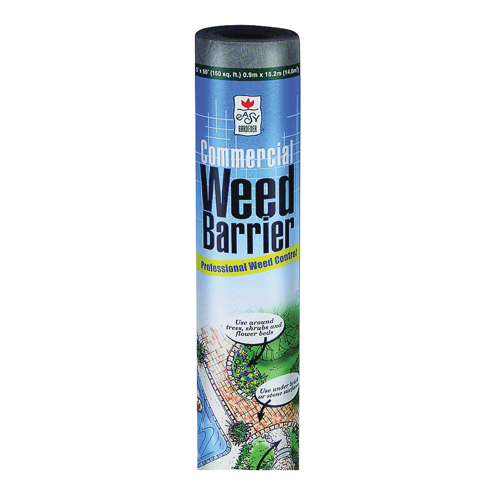 Picture of Easy Gardener 2509 Commercial Weed Barrier, Gray