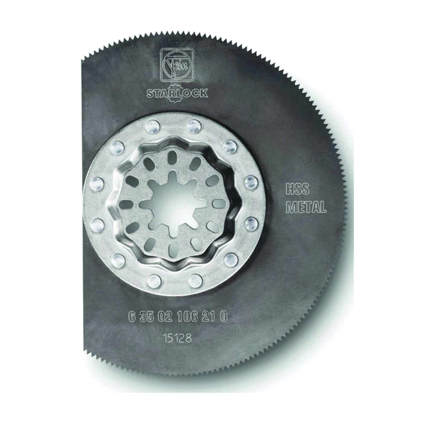 Picture of FEIN 63502106210 Saw Blade, 3-3/8 in, HSS