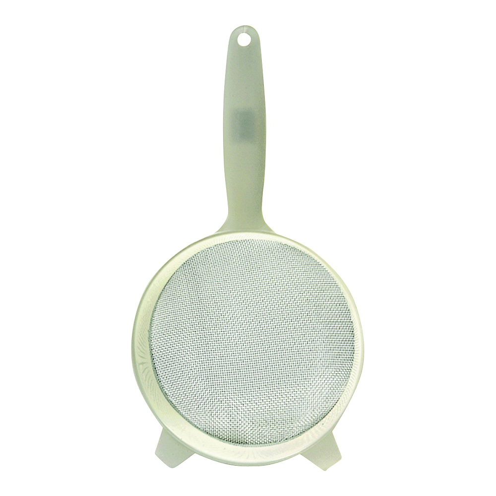 Picture of NORPRO 2136 Strainer, Stainless Steel, 6 in Dia, Plastic Handle