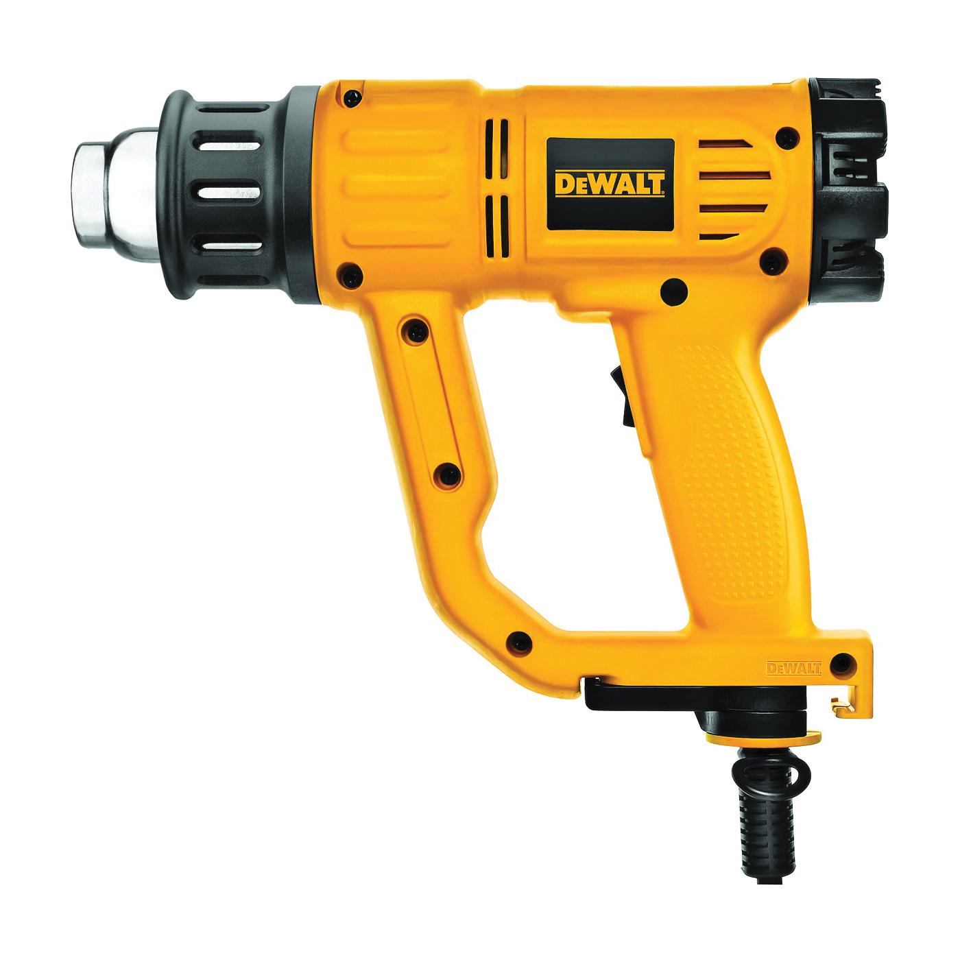Picture of DeWALT D26950 Heat Gun, 120 V, 1550 W, 16 cfm Air