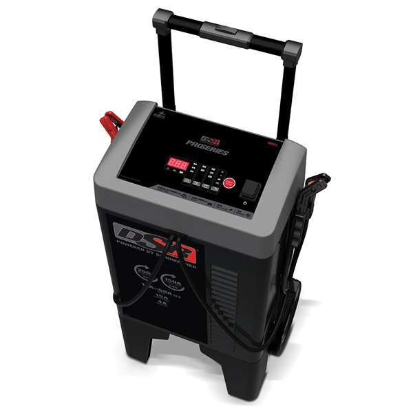 Picture of Schumacher Pro Series DSR123 Battery Charger/Engine Starter, 12/24 V Output, AGM Battery