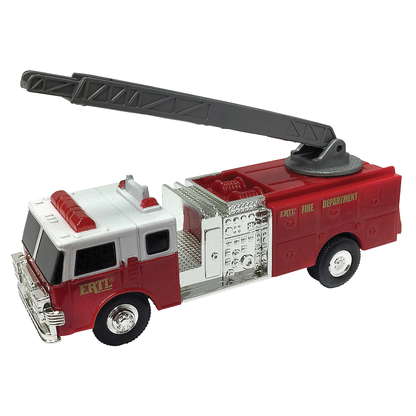 Picture of ERTL 46731 Toy Fire Truck, 3 years and Up, Plastic, Red