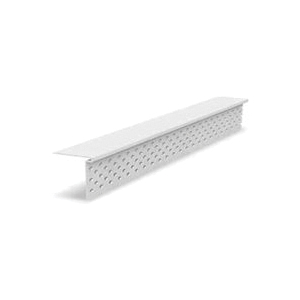 Picture of ClarkDietrich SB58 L-Stop Bead, 10 ft L, 5/8 in W, PVC