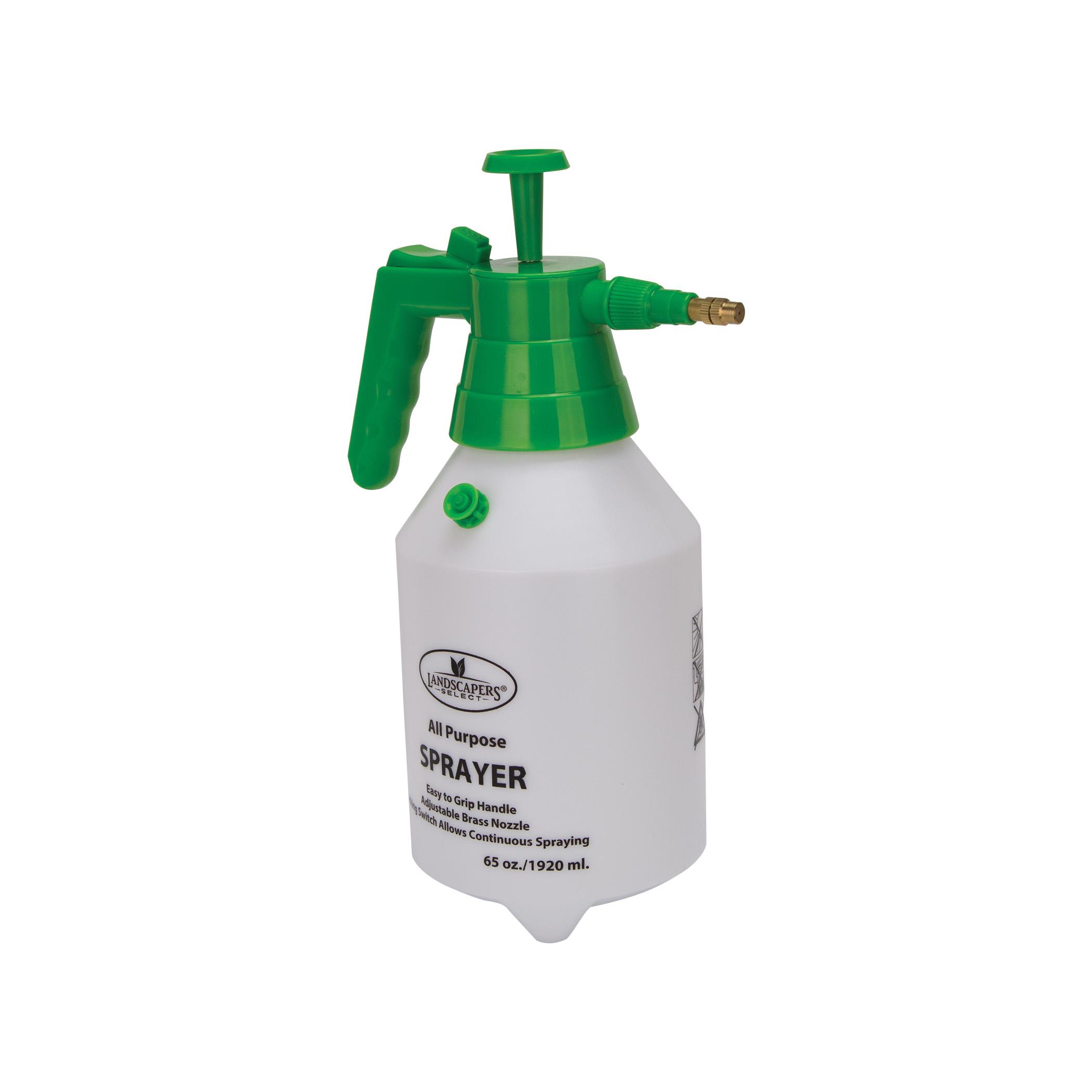 Picture of Landscapers Select SX-5073-33L Pressure Sprayer, Adjustable Nozzle, PE, White