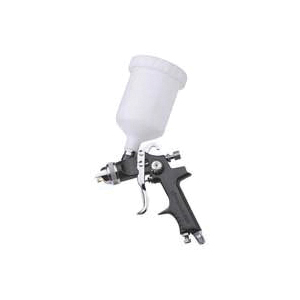 Picture of Ingersoll Rand 210G Spray Gun, 0.05 in Nozzle, Gravity Feed Throttle, 11 cfm Air, 60 psi Air