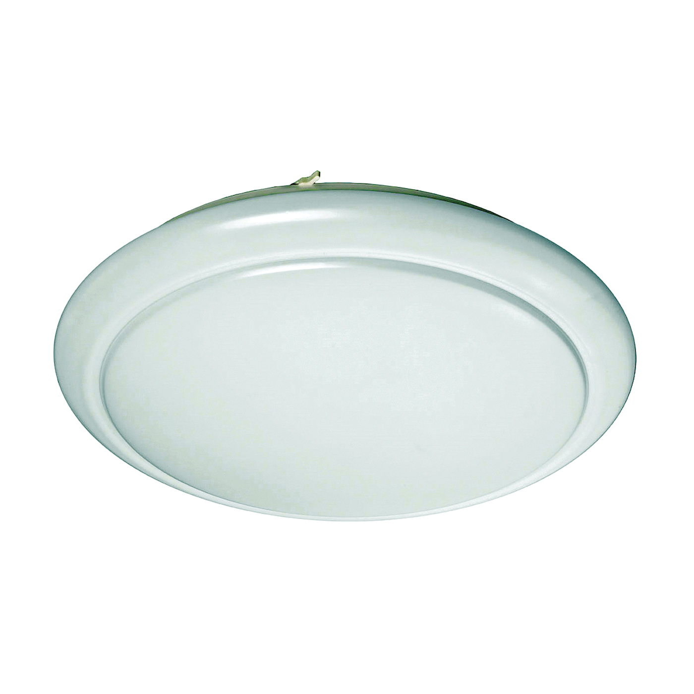 Picture of ETI 54614142 Light Fixture, 120 V, 40 W, LED Lamp, 2900 Lumens, 4000 K Color Temp, White Fixture