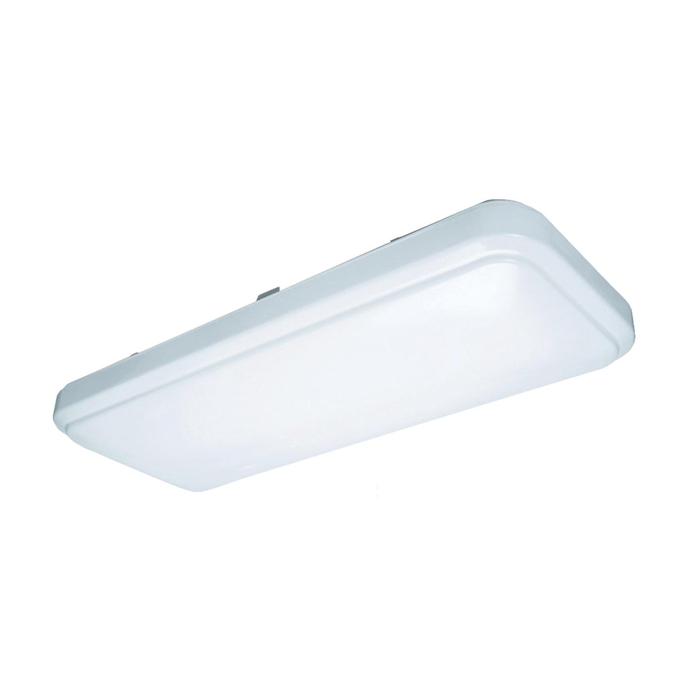 Picture of ETI 54647142 Ceiling Light, 120 VAC, 40 W, LED Lamp, 3000 Lumens, 4000 K Color Temp