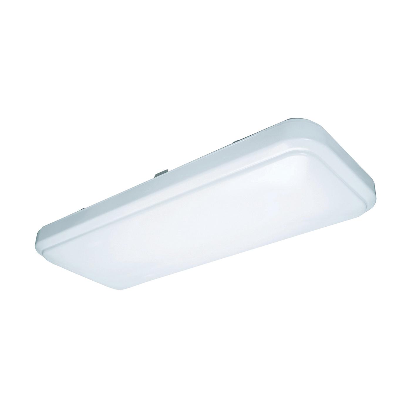 Picture of ETI 54648142 Ceiling Light, 120 VAC, 20 W, LED Lamp, 1500 Lumens, 4000 K Color Temp