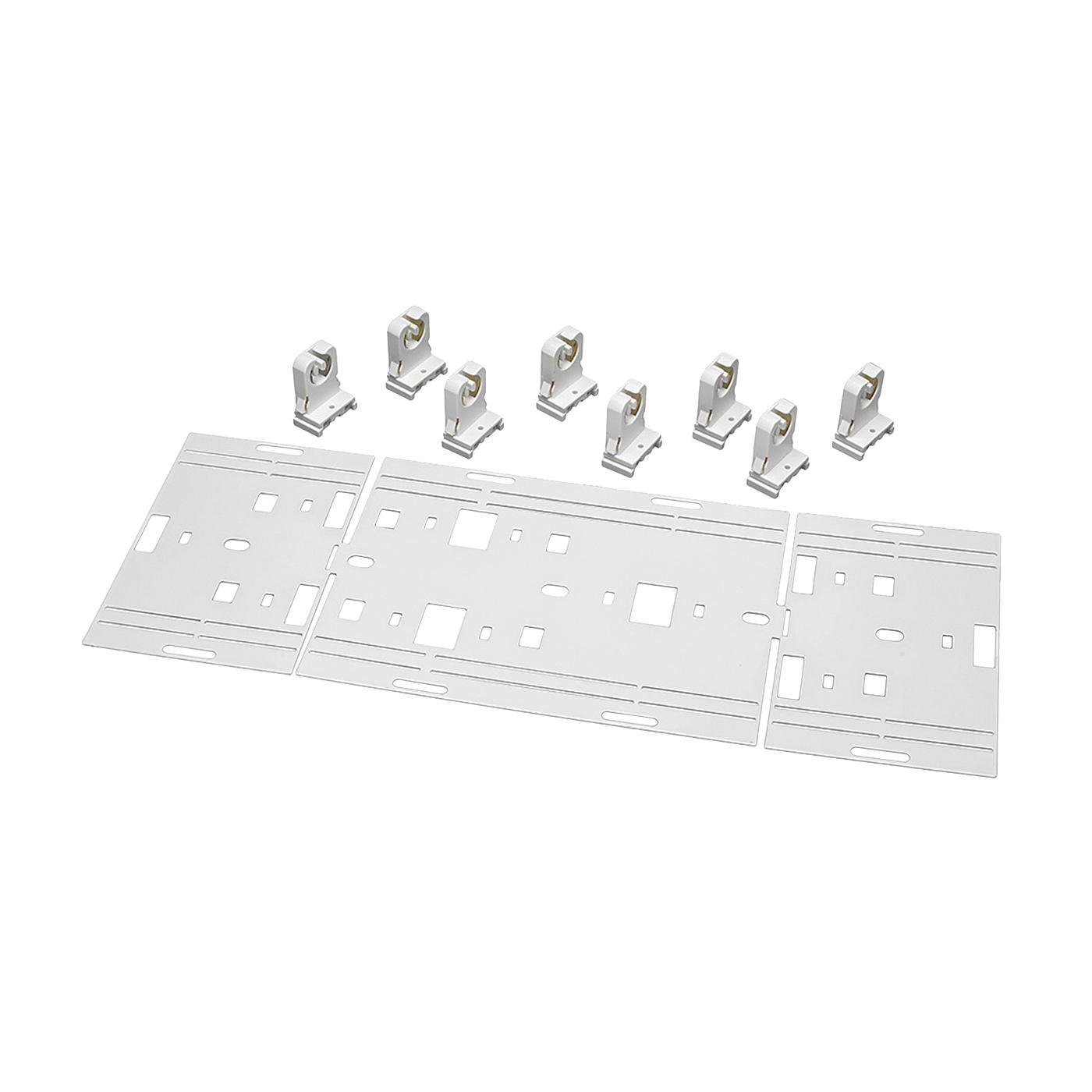 Picture of ETI 54296301 Conversion Kit, Metal, White, 10, Case