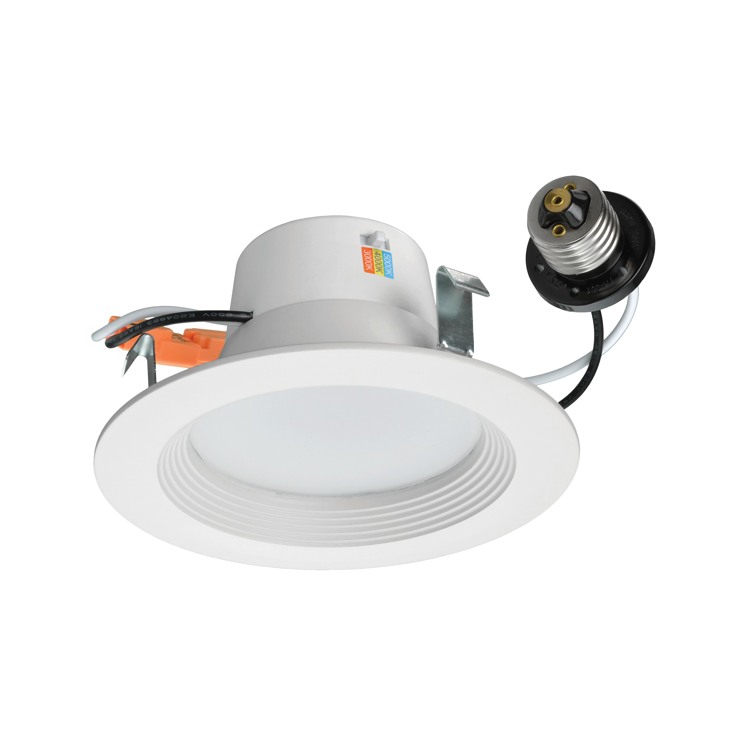 Picture of ETI 53185142 Recessed Downlight, 10 W, 120 V, LED Lamp