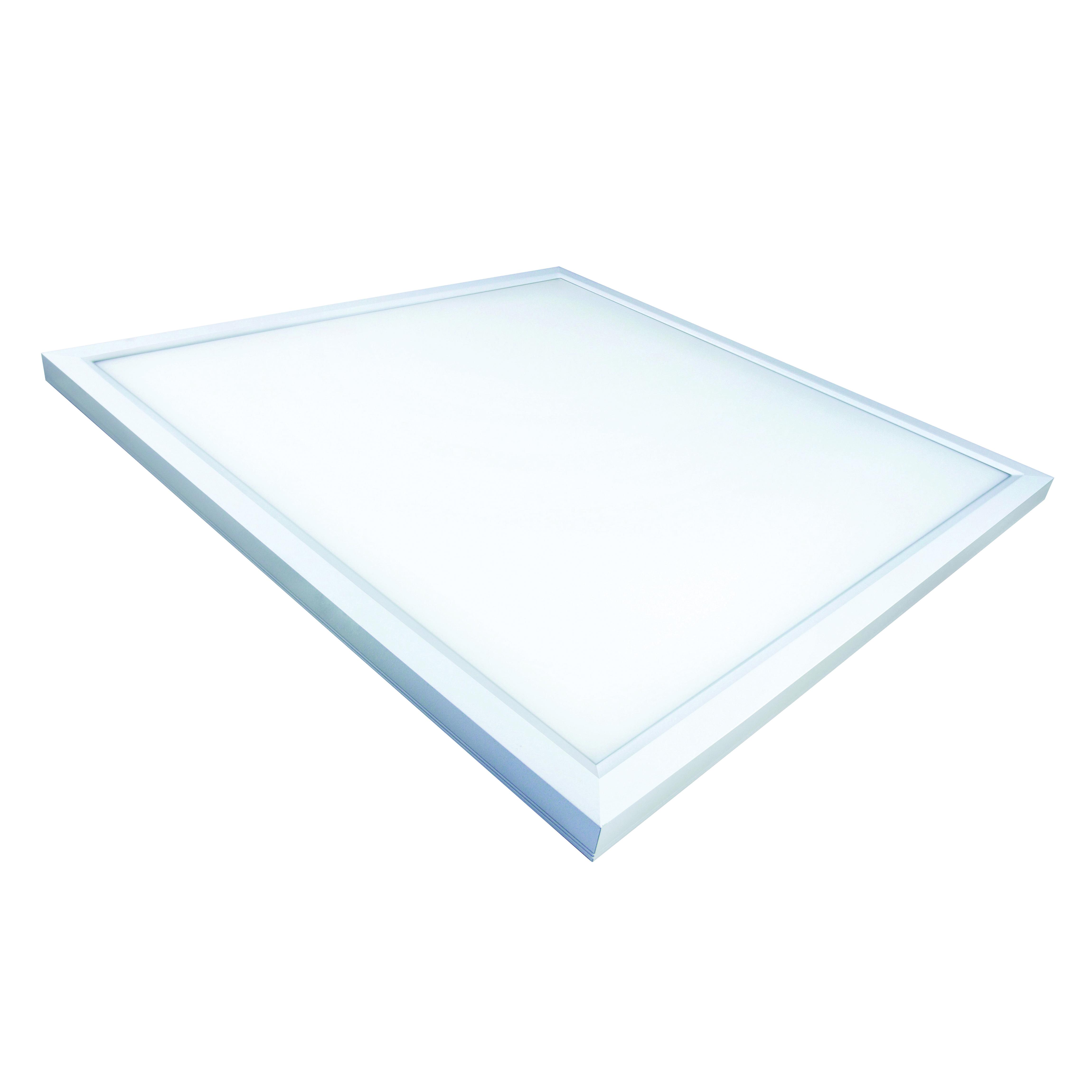 Picture of ETI 54320161 Flat-Panel Troffer, 120/277 VAC, 42.5 W, LED Lamp, 4250 Lumens, 5000 K Color Temp