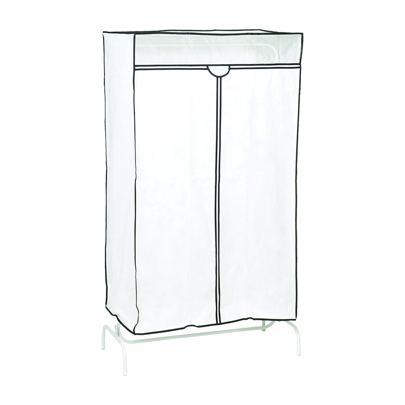 Picture of ClosetMaid 1095 Portable Closet, 34-1/4 in W, Steel