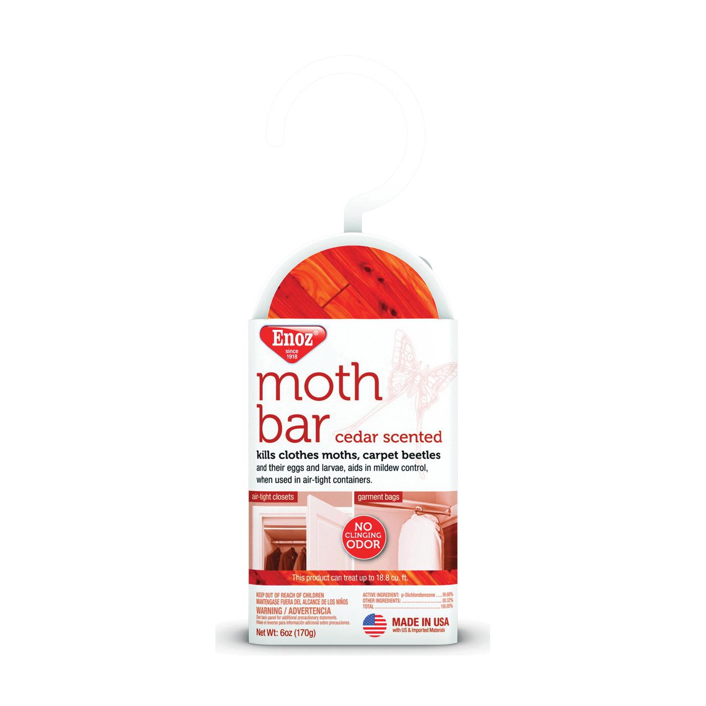 Picture of Enoz 495.6T Moth Bar, Bar, Cedar, White