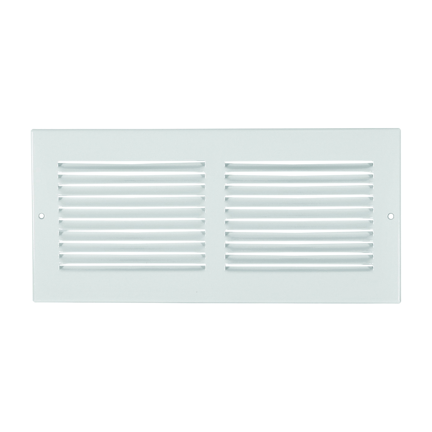 Picture of Imperial RG0375 Sidewall Grille, 13-1/4 in L, 5-1/4 in W, Steel, White