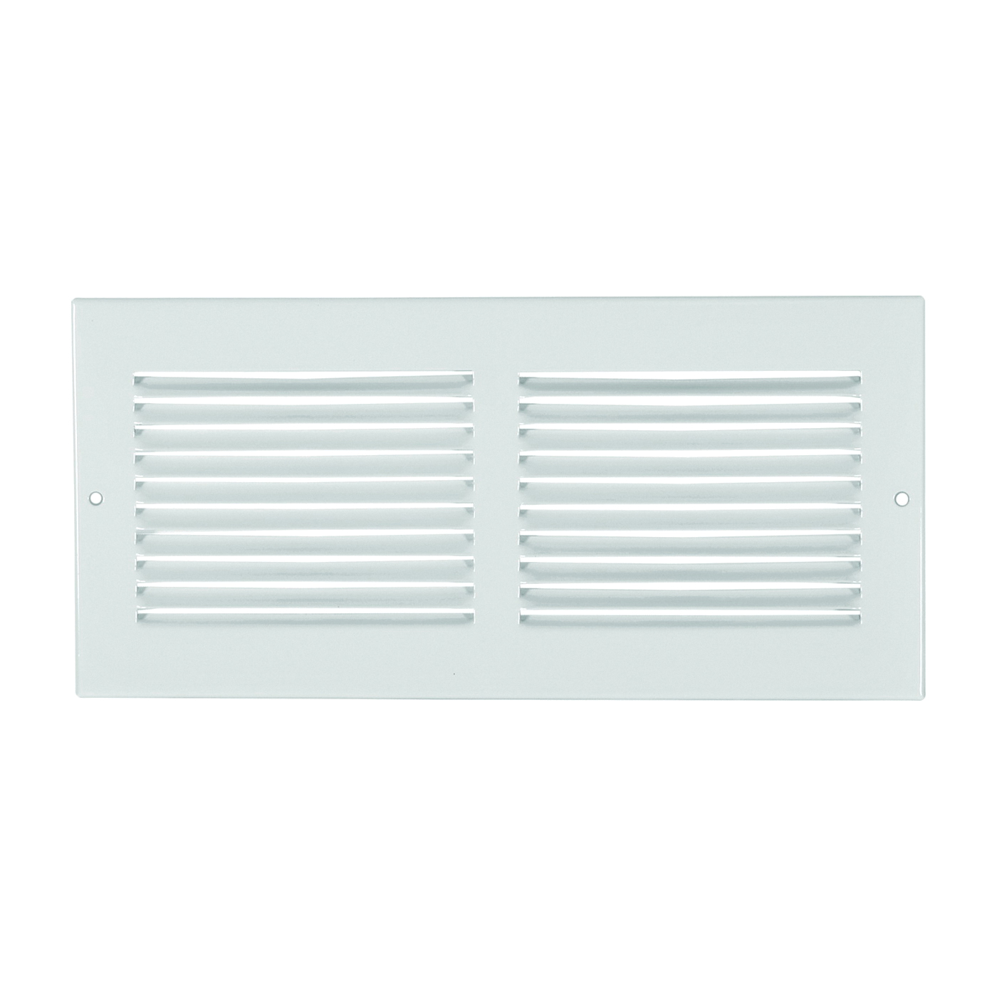Picture of Imperial RG0385 Sidewall Grille, 13-1/4 in L, 7-1/4 in W, Steel, White