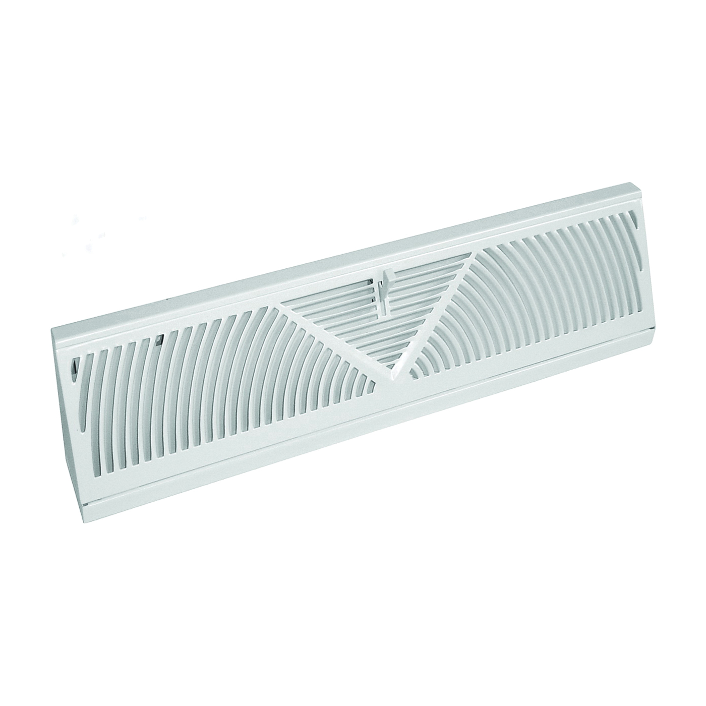 Picture of Imperial RG1627-A Baseboard Diffuser, 18 in L, 2-3/4 in W, Steel, White, Powder-Coated