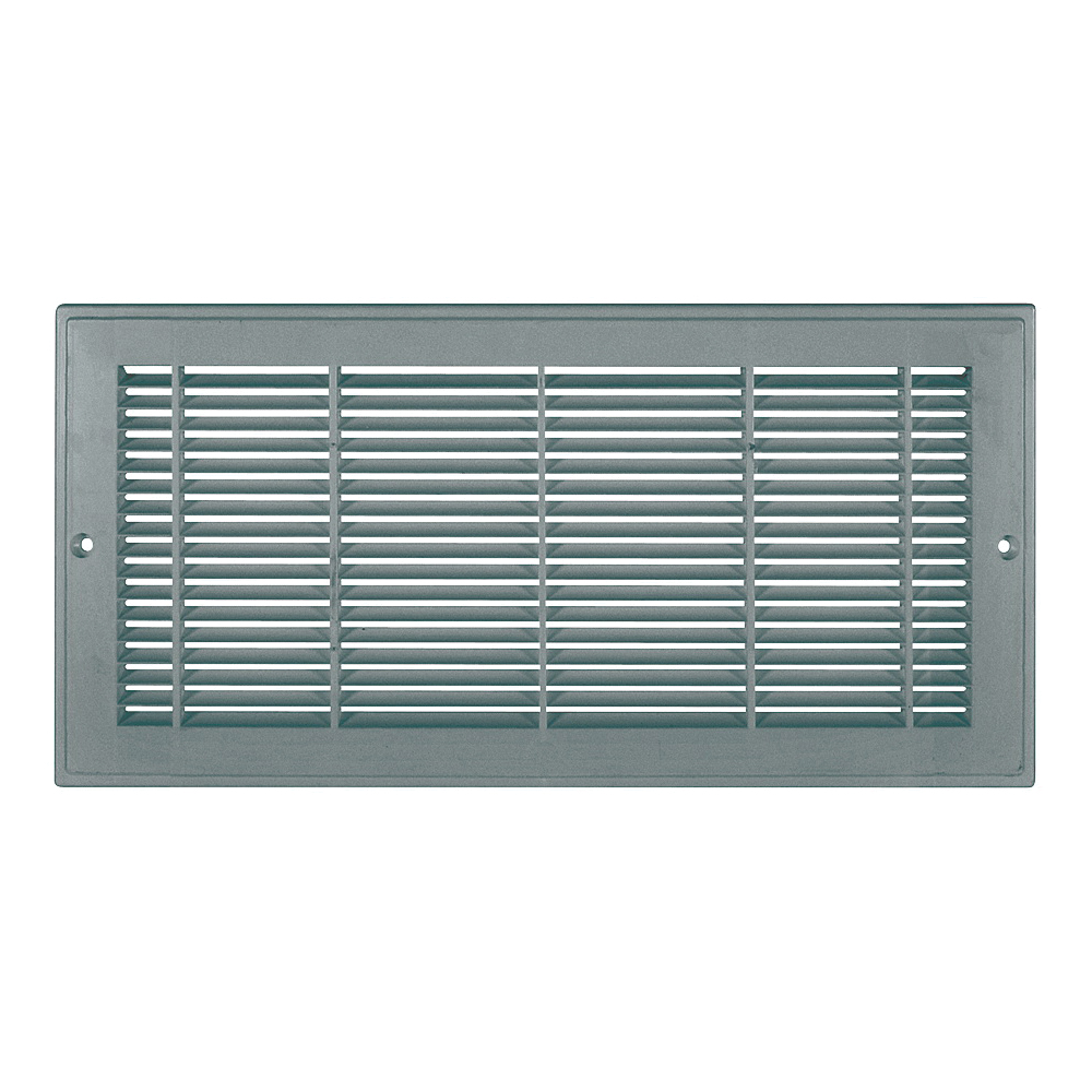 Picture of Imperial RG3012 Sidewall Grille, 19-1/4 in L, 7-1/4 in W, Polystyrene, White