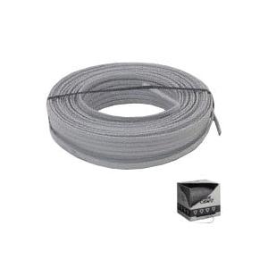 Picture of Romex 12/3UF-WGX100 Building Wire, #12 AWG Wire, 3-Conductor, Copper Conductor, PVC Insulation, Nylon Sheath