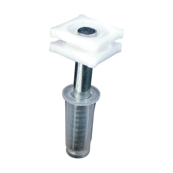 Picture of Prime-Line N 6705 Closet Top Glide, Plastic, Top Mounting