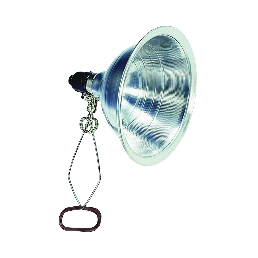 Picture of PowerZone CL-85 Clamp Light, Plug In Power Supplies, Clamp Lights Lamp, Aluminum