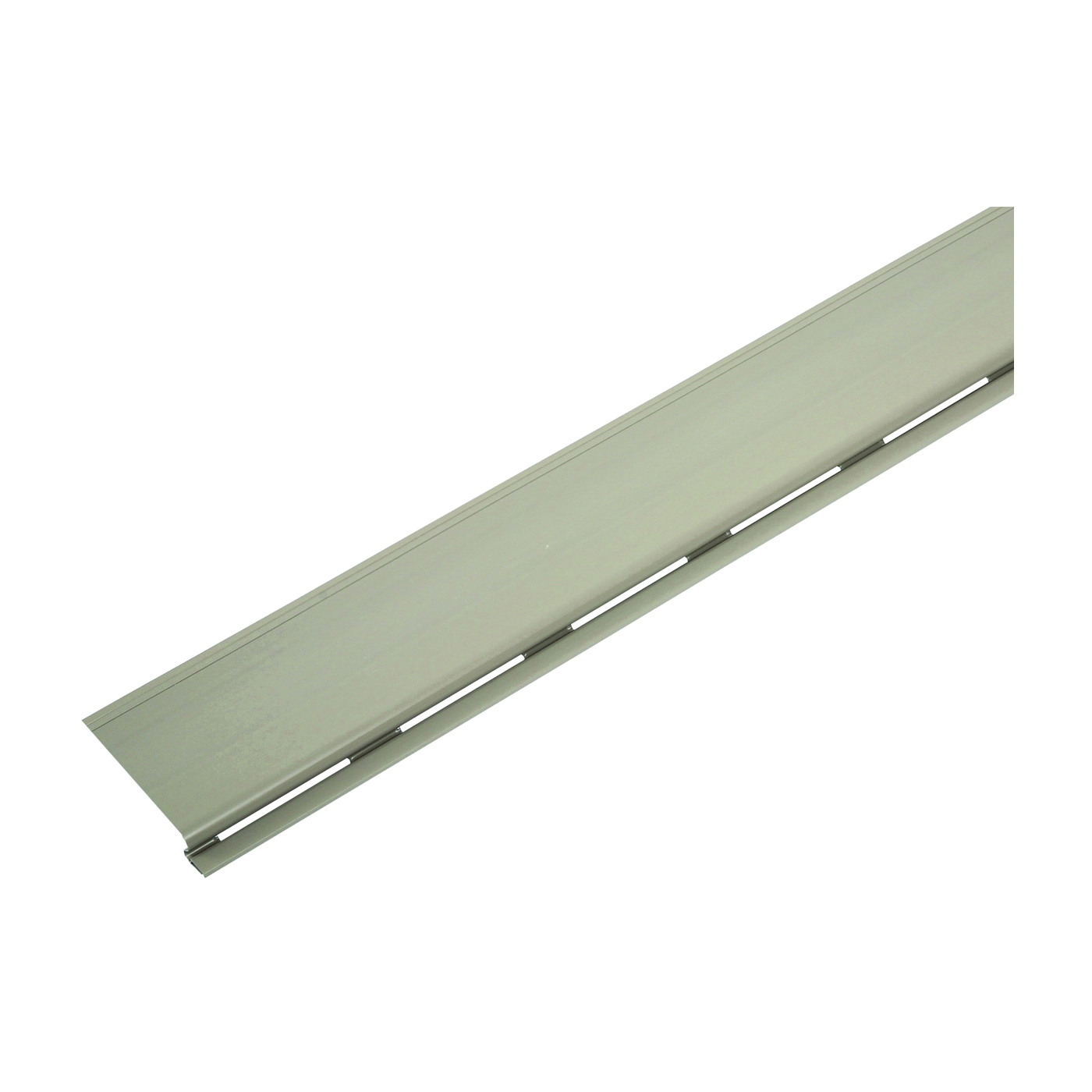Picture of Amerimax 85322 Gutter Cover, 4 ft L, Vinyl, Clay