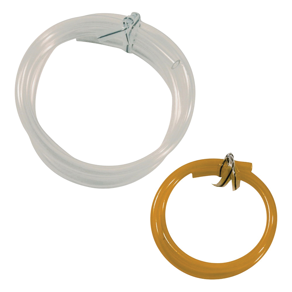 Picture of ARNOLD 490-240-0008/GL23 Fuel Line, Gas, Clear Yellow, For: 2011 and Prior Small Engines