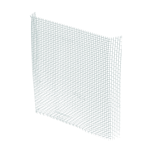 Picture of Make-2-Fit P 8098 Window Screen Patch Kit, 3 in L, 3 in W, Aluminum