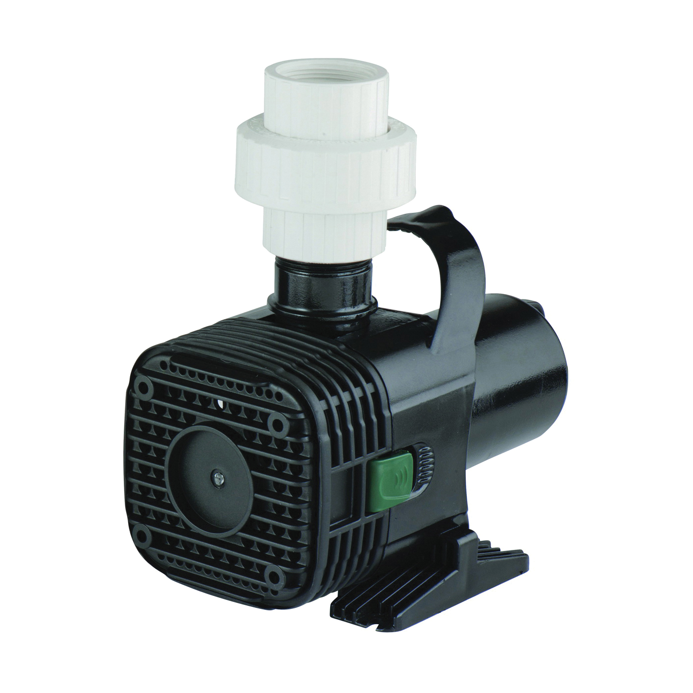 Picture of Little Giant 566724 Wet Rotor Pump, 1.3 A, 115 V, 1/2 in Connection, 1295 gph, Horizontal, Vertical Mounting