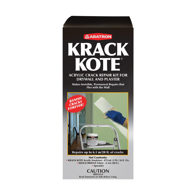 Picture of ABATRON KRACK KOTE KRACK Crack Repair Kit