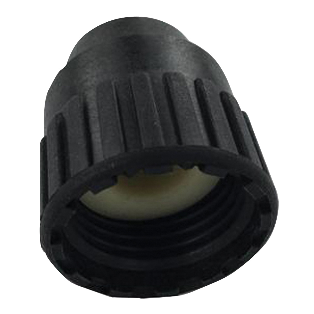 Picture of Flair-It 30860 Tube Cap, 1/2 in, PEX, Black
