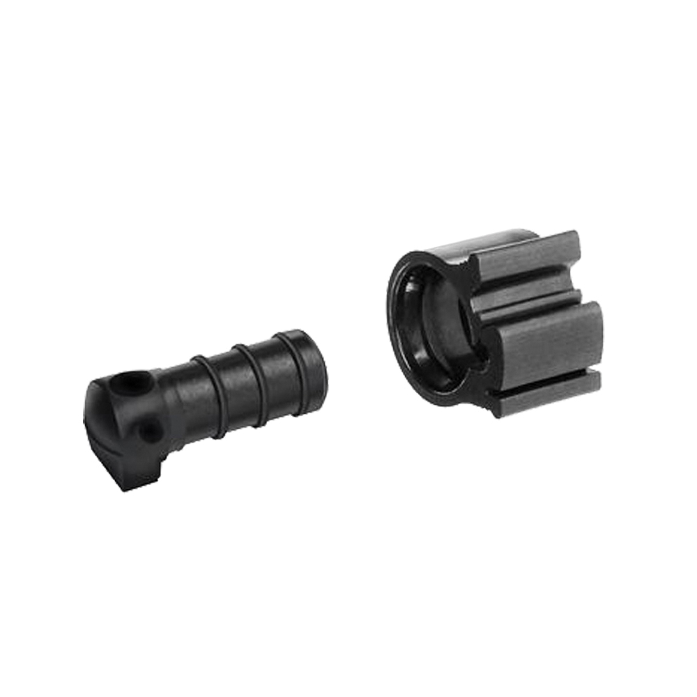 Picture of Flair-It PEXLOCK 30862 Plug with Clamp, 3/8 in, Black