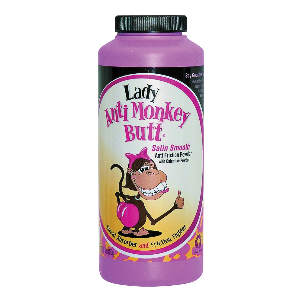 Picture of Anti Monkey Butt 816006 Skin Powder, Powder, 6 oz Package, Bottle
