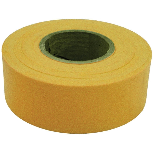 Picture of CH Hanson 17022 Flagging Tape, 300 ft L, 1-3/16 in W, Orange, Polyethylene