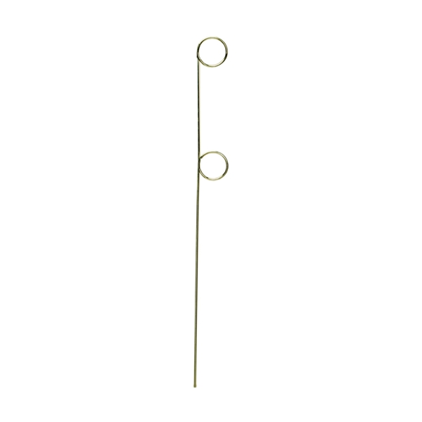 Picture of HY-KO 40640 Sign Stake, Pigtail, Metal, For: Up to 15 x 19 in Sign