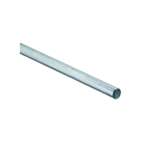 Picture of Stanley Hardware 4005BC Series 179812 Smooth Rod, 5/8 in Dia, 36 in L, Steel, Zinc