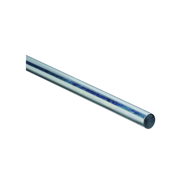 Picture of Stanley Hardware 4005BC Series 179820 Smooth Rod, 3/4 in Dia, 36 in L, Steel, Zinc