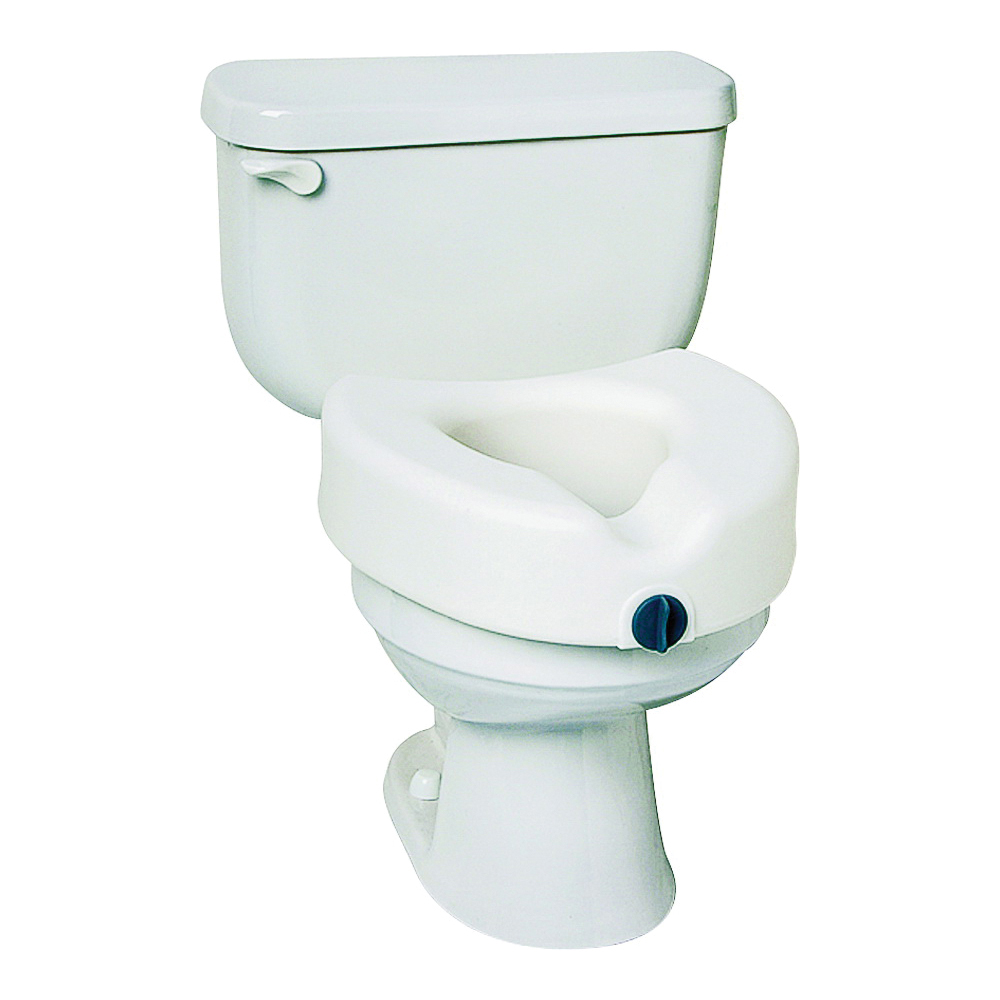 Picture of CURAD MDS80314 Locking Toilet Seat, 350 lb