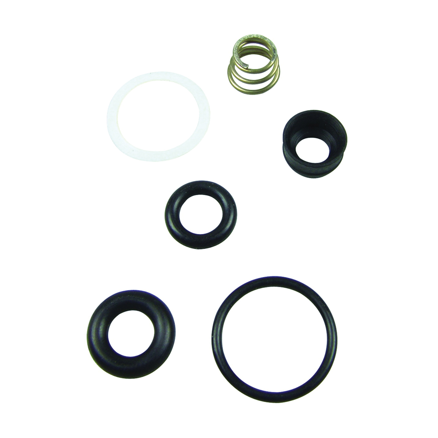 Picture of Danco 124134 Stem Repair Kit, Stainless Steel, Black, For: Delux Kitchen and Bathroom Faucets