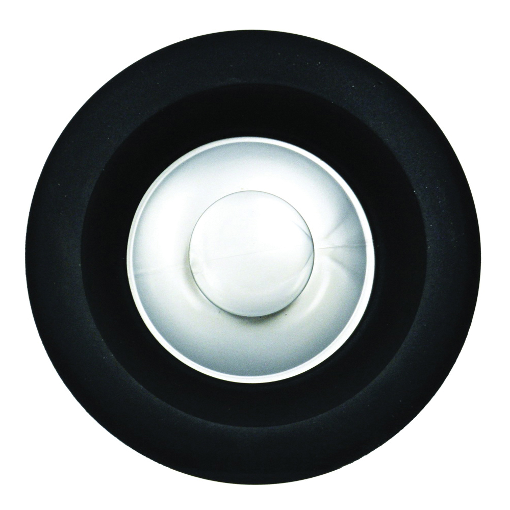 Picture of Danco 10426 Garbage Disposal Stopper, Plastic, Black