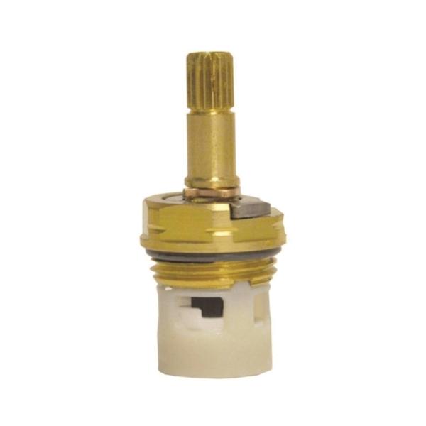 Picture of Danco 10472 Faucet Stem, Plastic, Brass, 2-7/32 in L