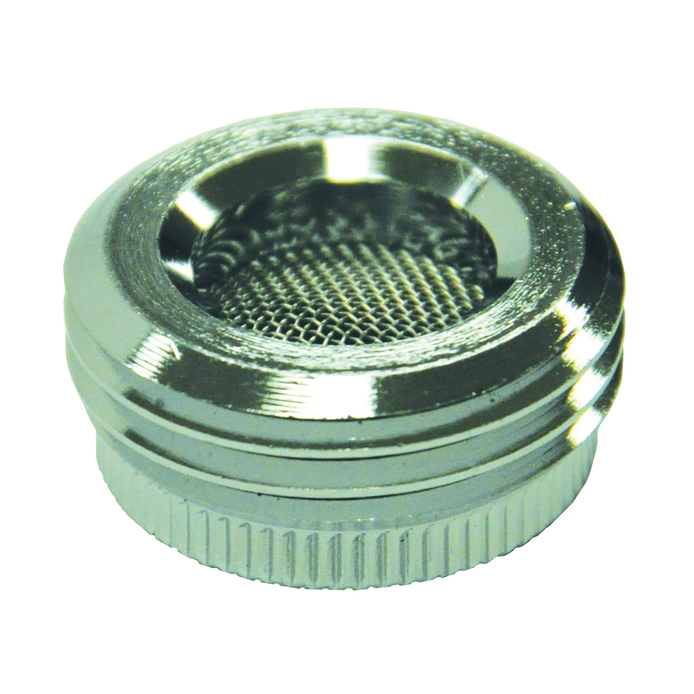 Picture of Danco 10512 Hose Adapter, 55/64-27 x 3/4 in, Female x GHTM, Brass, Chrome