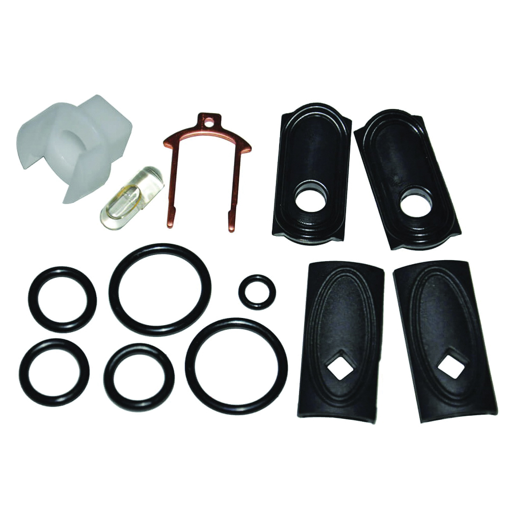 Picture of Danco 10582 Cartridge Repair Kit, Brass/Plastic/Rubber/Silicone, For: Moen Posi-Temp Single-Handle Faucets