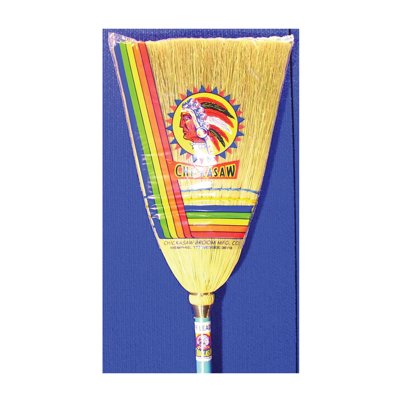 Picture of Chickasaw 00105 Household Broom, Sotol Fiber Bristle