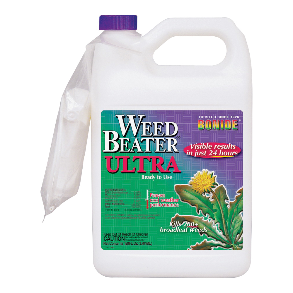 Picture of Bonide 308 Weed Killer, Liquid, Spray Application, 1 gal Package