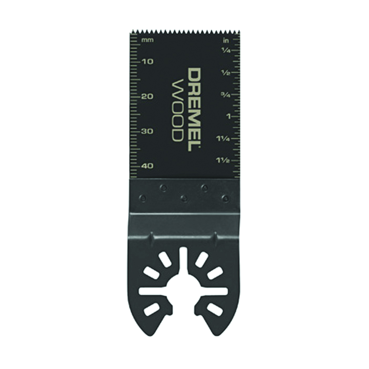 Picture of DREMEL MM480 Oscillating Blade, 1-5/8 in D Cutting, HCS