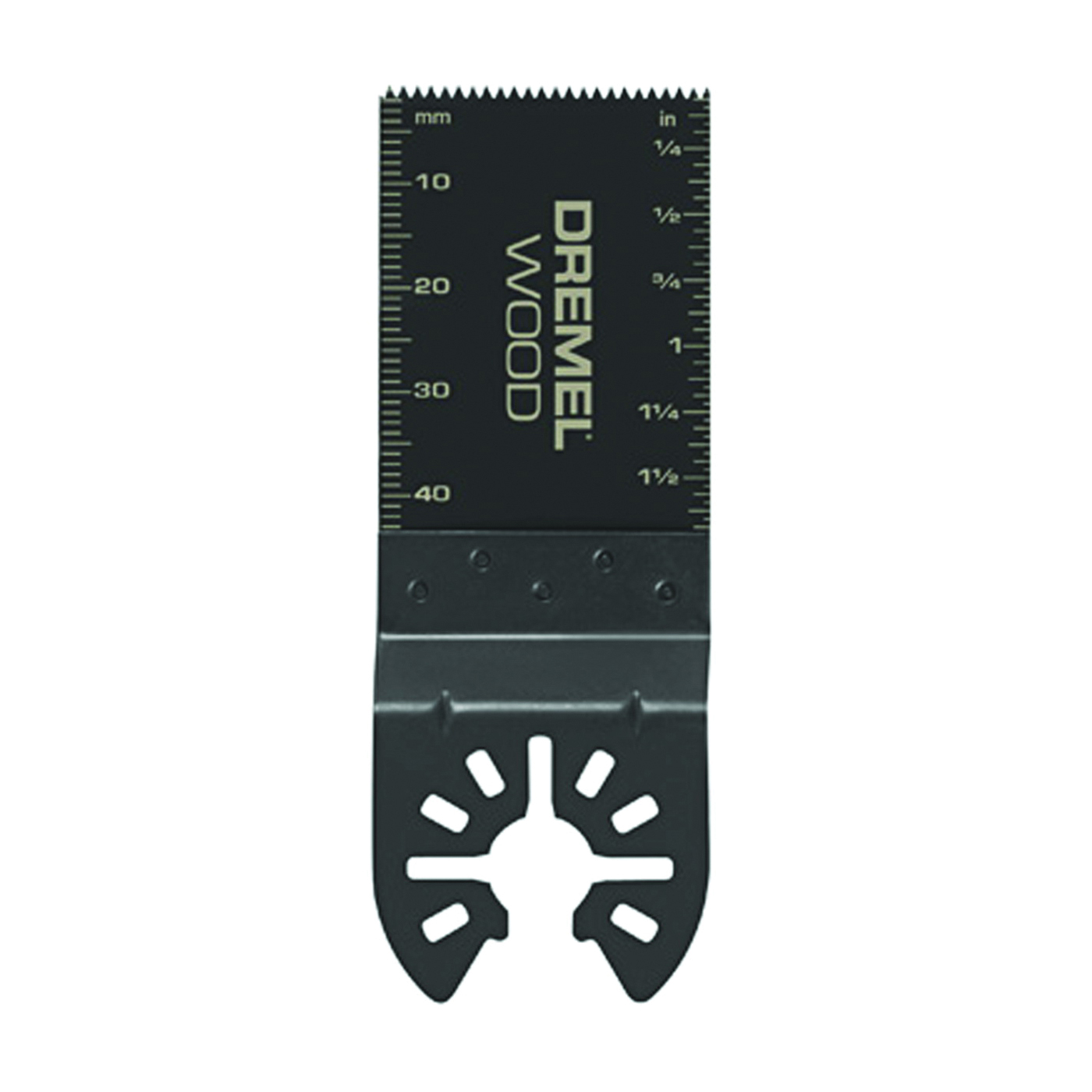 Picture of DREMEL MM480B Oscillating Blade, 1-5/8 in D Cutting, HCS