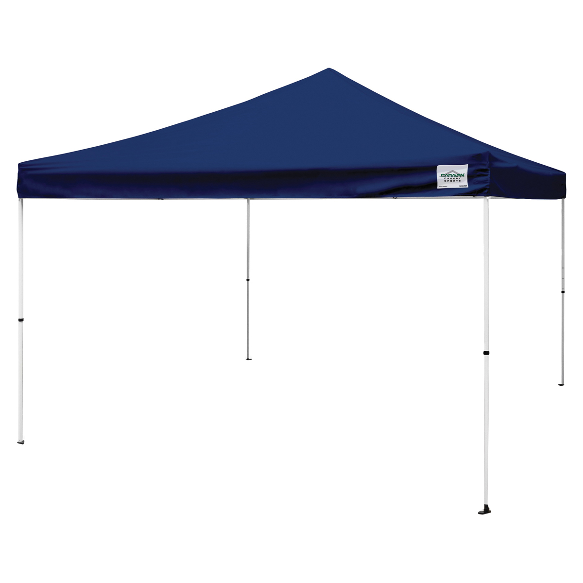 Picture of Seasonal Trends M-Series 21208100060 Canopy, 12 ft L, 12 ft W, 10 in H, Steel Frame, Polyester Canopy, Blue Canopy