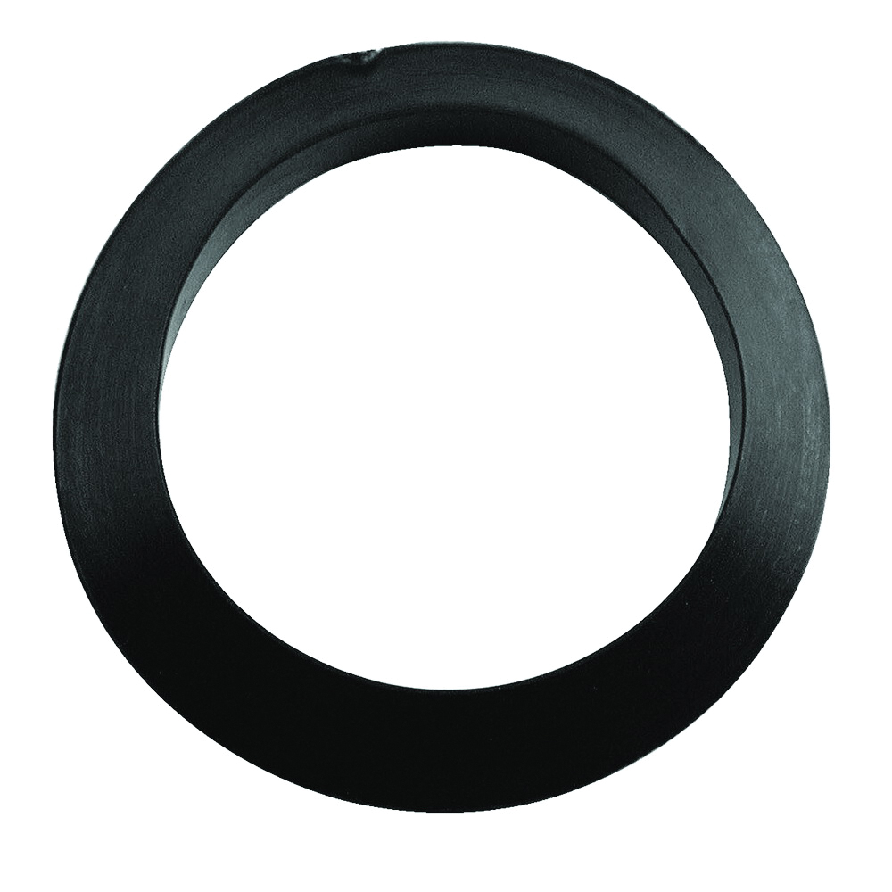 Picture of Danco 89170 Flush Valve Shank Washer, 2.35 in ID x 3.15 in OD Dia, Rubber, Black