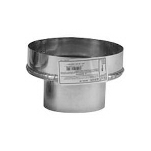 Picture of SELKIRK 243246 Chimney Adapter, Galvanized